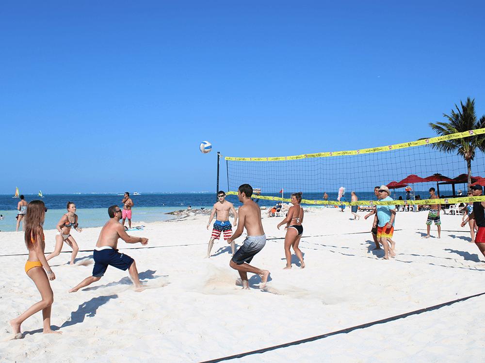 Volleyball-casa-maya
