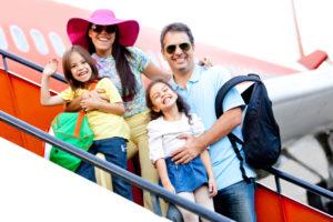 Ventajas de viajar en familia a Cancún