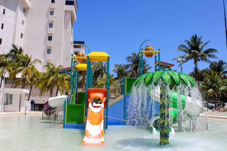 parque acuatico en cancun