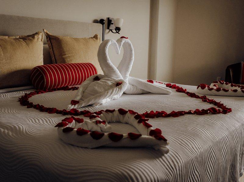 amenidades en hotel frente al mar en cancun