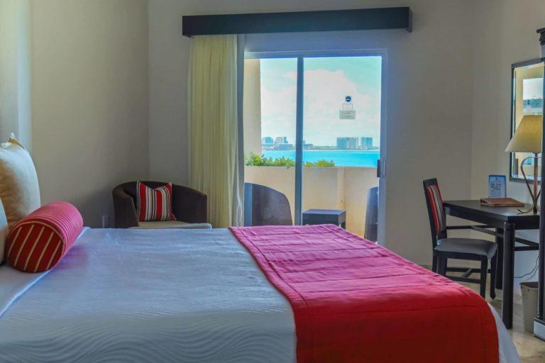 habitaciones frente al mar en cancun hotel casa maya